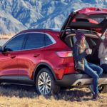 New 2022 Ford Escape Hybrid Exterior