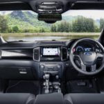 New 2022 Ford Everest Interior