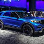 New 2022 Ford Explorer Sport Exterior