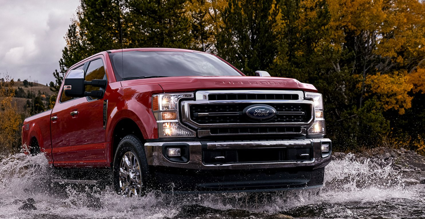 New 2022 Ford F-350 Exterior