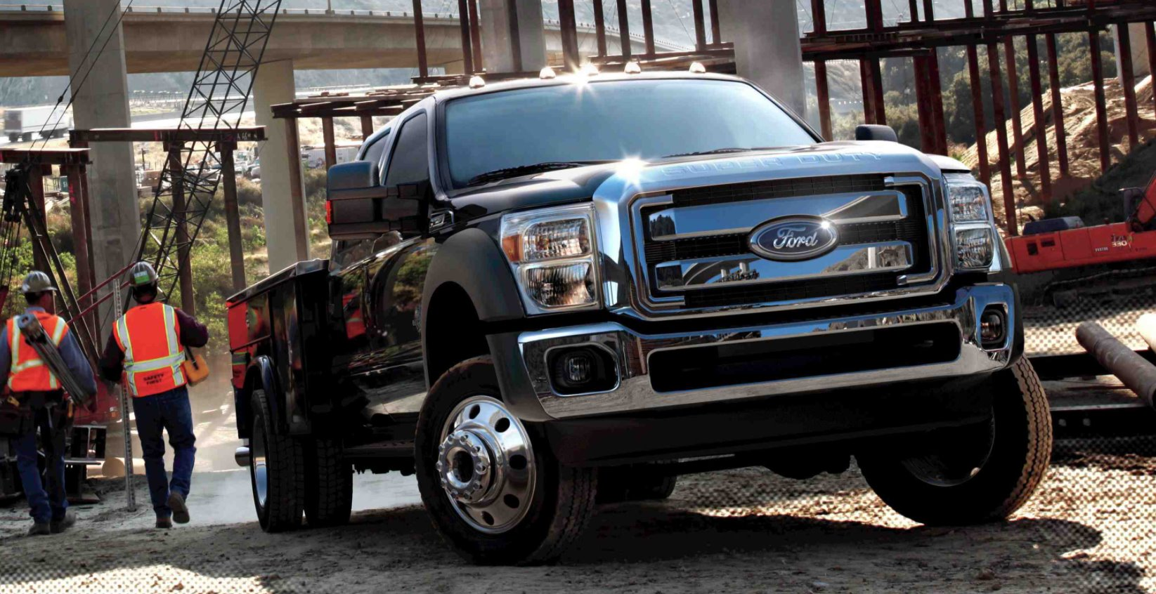 New 2022 Ford F-550 Exterior