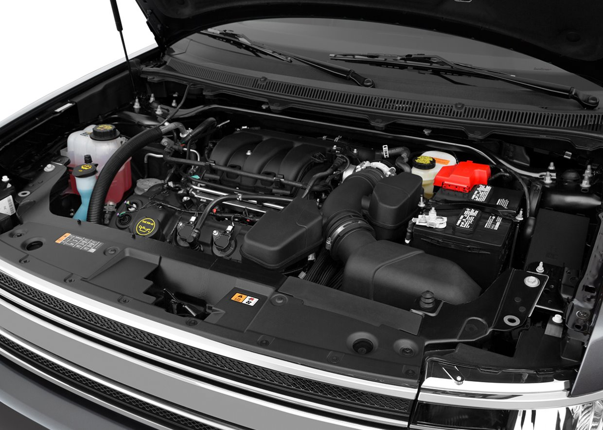 New 2022 Ford Flex Engine