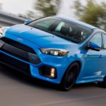 New 2022 Ford Focus RS Exterior