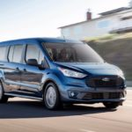 New 2022 Ford Transit Connect Exterior