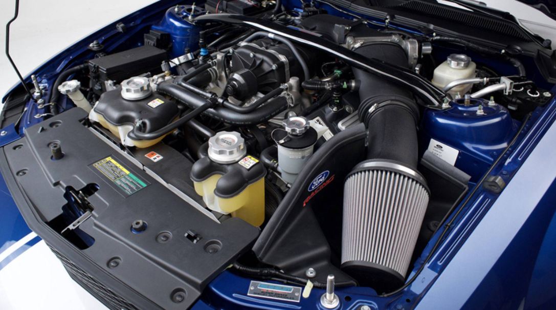 2022 Ford Shelby GT500 Engine