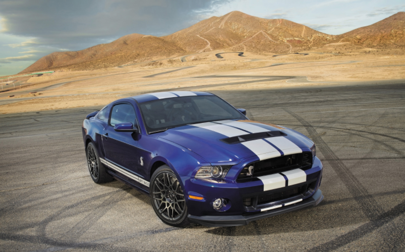 2022 Ford Shelby GT500 Exterior