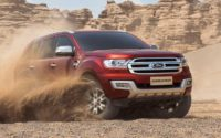 New 2023 Ford Endeavour Exterior