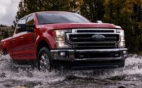 New 2023 Ford F-550 Exterior