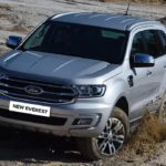 New 2023 Ford Everest Exterior